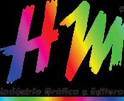 Logo Hm Grafica
